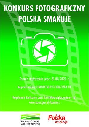 Plakat_konkursy_fotograficznego_Polska_smakuje